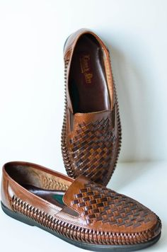 cb95dfdf9 46 Best Men s Woven Loafers   Sandals images