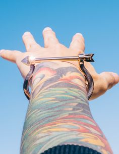I need to have this trendy bracelet by MISTER in my everyday wardrobe!rn