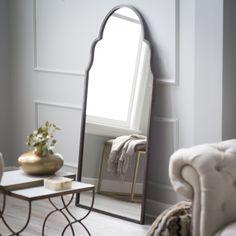 Uttermost Brayden Tall Arch Mirror - 30W x 60H in.   from hayneedle.com
