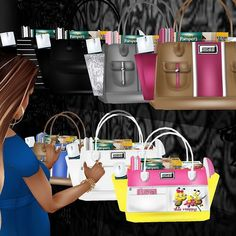 An awesome Virtual Reality pic! They finally arrived!! New diaper bags in stock at OBB's BABY BOO-TIQUE Bump up your style with OHBABYBUMP.  #imvuprocreator #imvumaternity #imvuprego #imvu #imvufashion  #shopohbabybump #obblife #imvuboss #virtualboo #virtualreality by vixtee_virtualboo check us out: http://bit.ly/1KyLetq