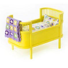 Docksäng Mini Juno Gul Toddler Bed, Mini, Furniture, Home Decor, Child Bed, Decoration Home, Room Decor, Home Furnishings, Arredamento