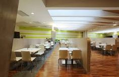 Image result for staff canteen design Canteen, Conference Room, Table, Image, Furniture, Design, Home Decor, Decoration Home, Room Decor