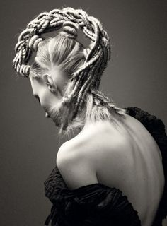 Artistic hairstyles                                                                                                                                                                                 More