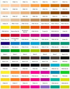 41 Best pantone, cmyk images in 2016 | Pantone, Pantone