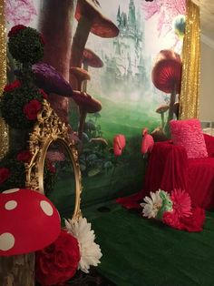 Alice in Wonderland Birthday Party Ideas | Photo 15 of 18 | Catch My Party