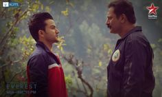 To get the best out of Arjun and help him achieve his mission is Col. Abhyankar's EVEREST.