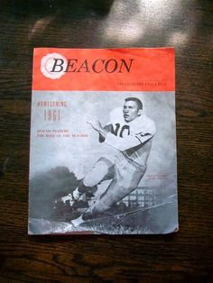 1961 Mississippi College Beacon Homecoming Football Game