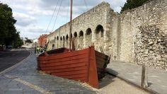 Medieval merchant ship, Southampton