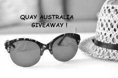 NfashioN : QUAY AUSTRALIA GIVEAWAY! Quay Australia, Mirrored Sunglasses, Giveaway, Posts, Blog, Fashion, Moda, Messages, Blogging
