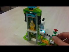 Elevator (Lift) - Lego Wedo 2.0 Education Projects - YouTube