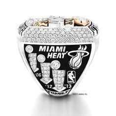 Miami Heat 2013 Championship Ring
