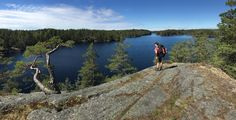 Sörmlandsleden close to Stockholm Sweden. About 1000 km in total. #hiking #camping #outdoors #nature #travel #backpacking #adventure #marmot #outdoor #mountains #photography
