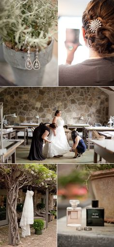 Houston Wedding at Tiny Boxwood's by Mustard Seed Photography