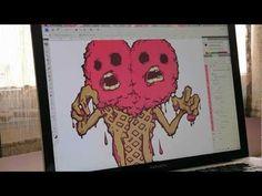 Step by step : I scream! I Scream, Family Guy, Guys, Youtube, Fictional Characters, Art, Art Background, Kunst, Gcse Art