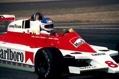 Patrick Tambay - Marlboro Team McLaren - Argentina 1979