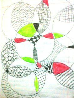 lines Rockzita's sketchbook