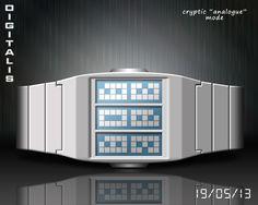 Digitalis concept watch.