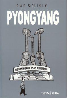 Ciboulette divers, Pyongyang, DELISLE/Guy, bd, bande dessinée