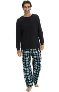 Pajama Set For couple mens sleepware Knitted Modal Homewear Casual ...