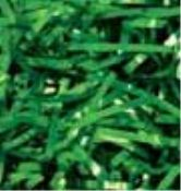 Green Precious Metal Shred looks great for any St. Patrick's Day projects such as Packaging or Decoration!