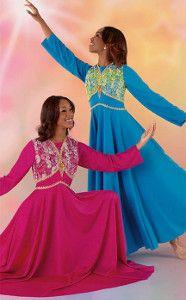 EVERLASTING PRAISE DRESS CHILD