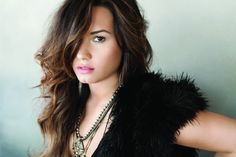 Actress/vocalist Demi Lovato began making a name for herself after starring alongside the Jonas Brothers in the 2008 Disney Channel movie Camp Rock. Start Listening on Slacker. Camp Rock, Celebrity Wallpapers, Celebrity Photos, Demi Lovato Wilmer Valderrama, Celebrity Cruises, Child Actresses, Hollywood Celebrities, Cute Faces, Diy Hairstyles