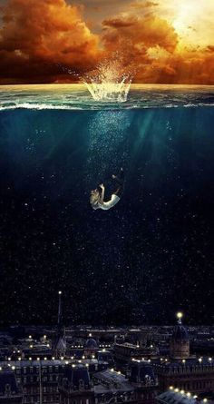 Falling from reality