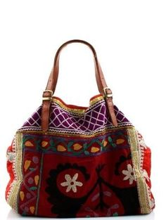 ➳➳➳☮ American Hippie Bohemian Boho Feathers Gypsy Spirit Style ~ Bag .. by Tina Hill Collier