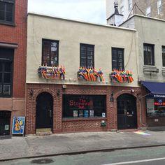 #ComeyHearing #NewYorkCity #Manhattan #GreenwichVillage #TheStonewallInn #NationalMonument #BriceDailyPhoto