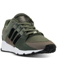 san francisco 99d1e dc8f1 ADIDAS ORIGINALS ADIDAS MEN S EQT SUPPORT REFINE CASUAL SNEAKERS FROM  FINISH LINE.  adidasoriginals