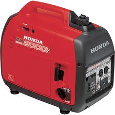 Honda EU2000i 2000 Watt Portable Quiet Inverter Parallel Gas Power Generator #Honda