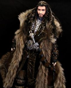 Divine-Dolls-Creation Thorin from The Hobbit