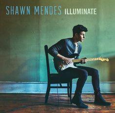 Ik vind het leuk omdat Shawn Mendes en zijn elektrische gitaar erop staan en ik de kleur van de achtergrond mooi vind