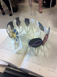 Relgion is more complicated than it seems, but we are all equal in the end. The Book Thief, Altered Books, Alters, Cool Words, Religion, English, Altered Book Art, English Language, Religious Education