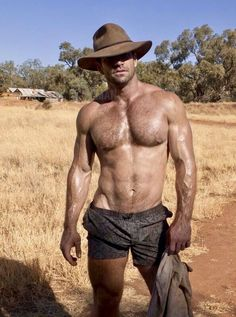 NSFW collection of DILFs, clean-cut guys next door, hot suburban dads, hairy men in showers. Hommes Au Style Country, Country Men, Hot Men, Hot Guys, Sexy Guys, Hairy Hunks, Hairy Men, Paul Freeman, Hot Cowboys