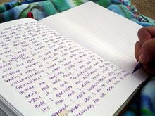 How to Keep a Journal. I keep saying I'm going to start journaling again, but I never do.