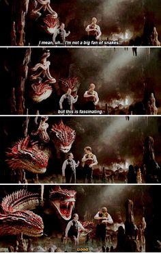 Fantastic Beasts - deleted scene