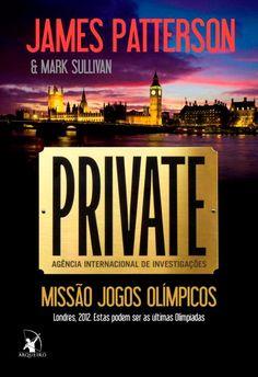 Editora: Arqueiro Autor: James Patterson  ISBN: 9788580410716 Edição: 1 Número de páginas: 256 Acabamento: Brochura Classificação EDS:
