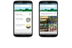 Google Now ya es compatible con apps de terceros (y Google Earth Pro, gratis a partir de ahora)