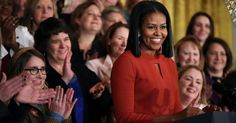 """Mrs. Obama delivered an intensely personal message of empowerment through education and said being first lady """"has been the greatest honor of my life."""""""
