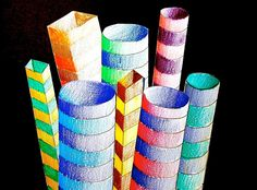 Tubes striped