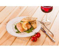 porcelana Villa Italia Bari Platin - Zestaw obiadowy  obiad
