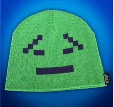 Aqua Teen Hunger Force Ignignokt Green Knit Cap Aqua Teen Hunger Force 4ef0ef3c5b