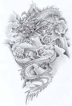 Japanese Dragon Tattoos If you like these pics click the LIKE button, share, follow. Thanks