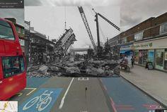 La Segunda Guerra Mundial en Google Street View - Grupo Milenio