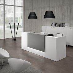High end reception desk health club salon reception desk high end. Small Reception Desk, Office Reception Design, Reception Areas, Dental Reception, Office Table Design, Reception Counter, Reception Furniture, Office Furniture, Desk Office