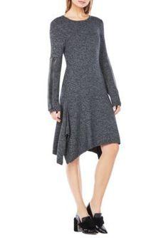BCBGMAXAZRIA  Dahnya Sweater Dress