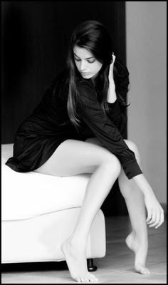 Alone girl because keep sweet