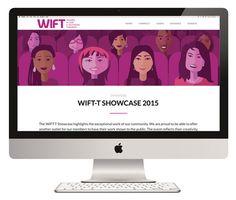 Women in Film & TV Annual Review 2015 ~Art+Soul Design Connected Learning, Annual Review, Soul Design, Annual Report Design, Film, Tv, Women, Movie, Film Stock