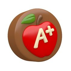 Apple Oreo Cookie Mold